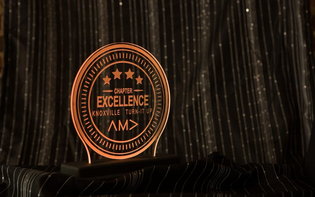 2017 AMA Leadership Summit: Knoxville Awarded Turn-it-up Chapter of the Year