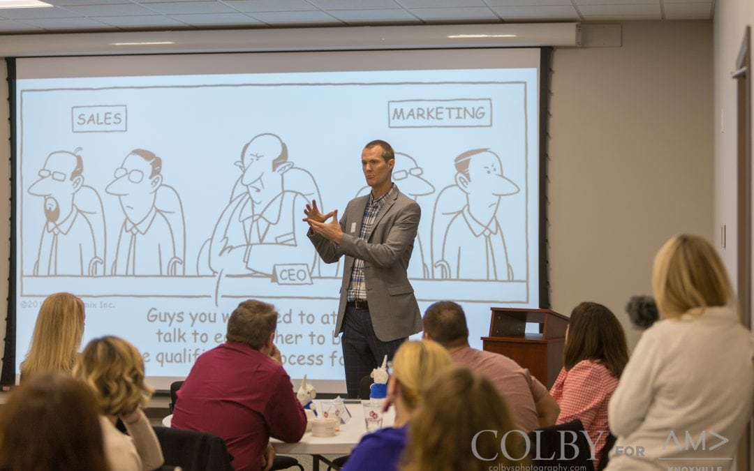 March Luncheon: Integrating Sales & Marketing