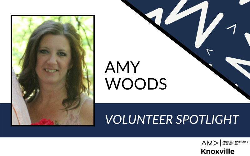 Volunteer Spotlight: Amy Woods