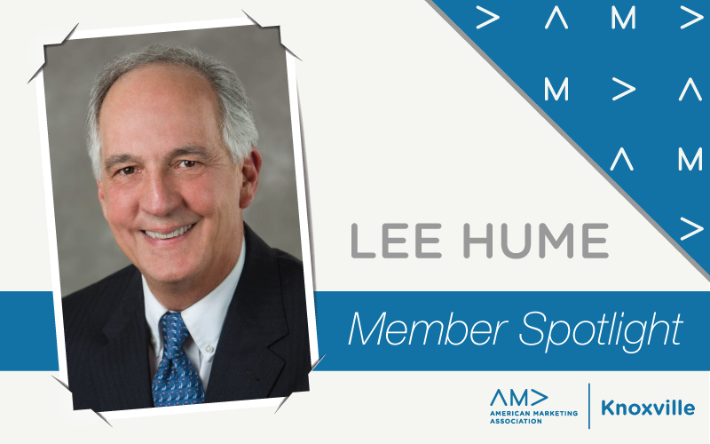 AMA Knoxville Member Spotlight: Lee Hume